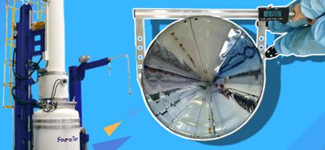 重磅!Ferrotec集团再创新高 ——成功拉制620mm大尺寸硅部件级单晶硅棒
